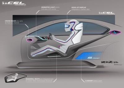 2015 BMW 3.0 CSL Homage R Concept 11