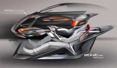 2015 BMW 3.0 CSL Homage R Concept 12