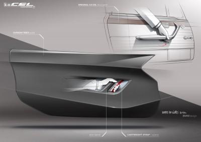 2015 BMW 3.0 CSL Homage R Concept 13
