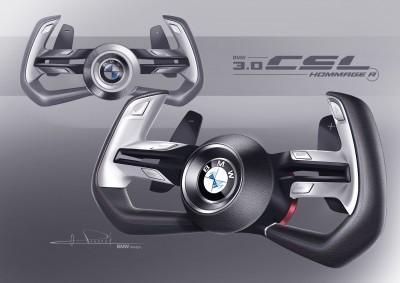 2015 BMW 3.0 CSL Homage R Concept 17