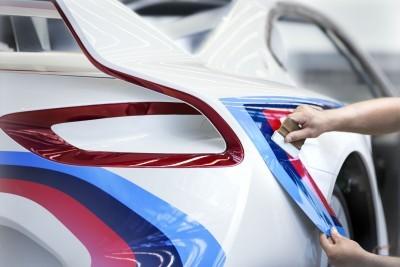2015 BMW 3.0 CSL Homage R Concept 23