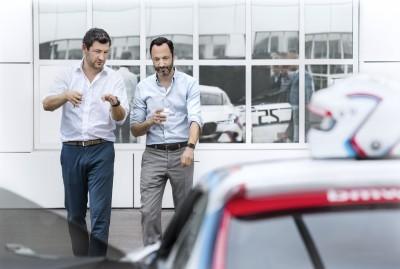 2015 BMW 3.0 CSL Homage R Concept 27