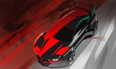 2015 BMW 3.0 CSL Homage R Concept 28
