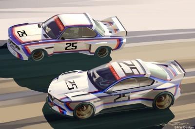 2015 BMW 3.0 CSL Homage R Concept 3