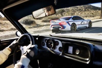2015 BMW 3.0 CSL Homage R Concept 39