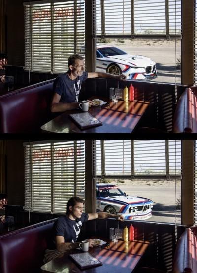 2015 BMW 3.0 CSL Homage R Concept 45