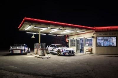 2015 BMW 3.0 CSL Homage R Concept 46