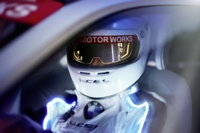 2015 BMW 3.0 CSL Homage R Concept 48