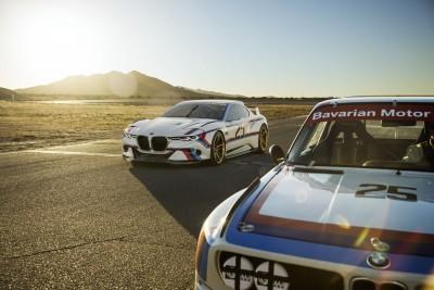 2015 BMW 3.0 CSL Homage R Concept 59