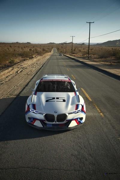 2015 BMW 3.0 CSL Homage R Concept 8