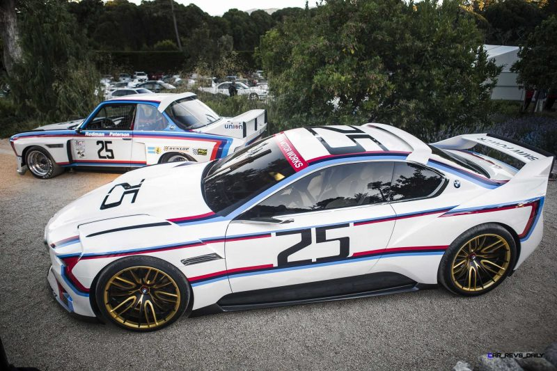 2015 BMW 3.0 CSL Hommage R 11