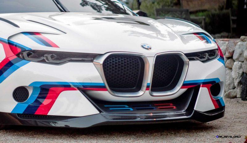 2015 BMW 3.0 CSL Hommage R 13