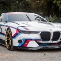 Update1 - 2015 BMW 3.0 CSL Hommage R Concept Makes Race-Ready Debut at Pebble Beach