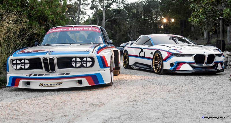 2015 BMW 3.0 CSL Hommage R 15