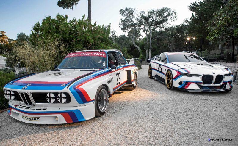 2015 BMW 3.0 CSL Hommage R 16