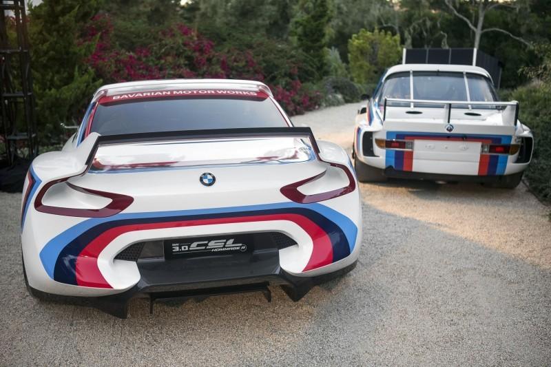 2015 BMW 3.0 CSL Hommage R 18