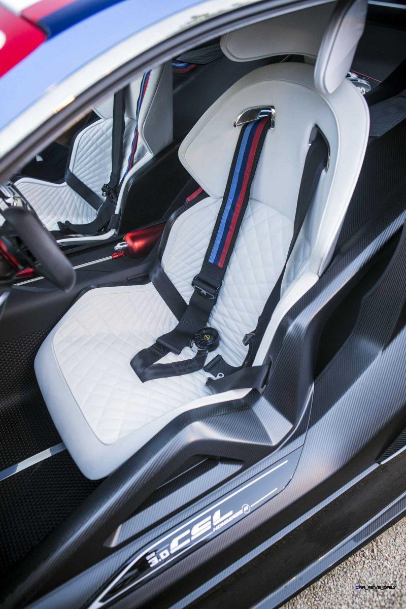 2015 BMW 3.0 CSL Hommage R 8