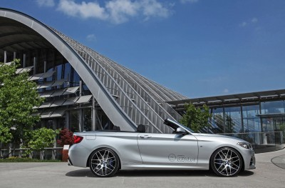 2015 BMW M235i Convertible by DÄHLER Design & Technik 1