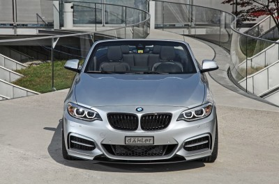 2015 BMW M235i Convertible by DÄHLER Design & Technik 11