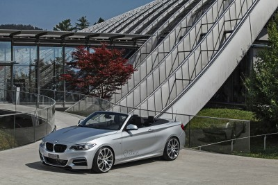 2015 BMW M235i Convertible by DÄHLER Design & Technik 20