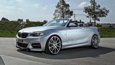 2015 BMW M235i Convertible by DÄHLER Design & Technik 7