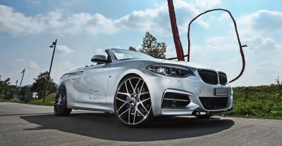 2015 BMW M235i Convertible by DÄHLER Design & Technik 8