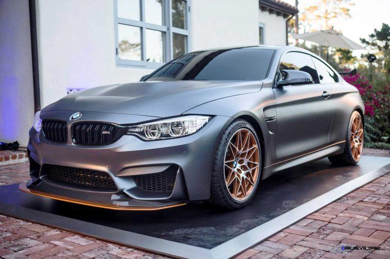 2015 BMW M4 GTS Concept 10