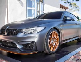 ~540HP 2016 BMW M4 GTS Concept Is Real-Deal Production Car with Innovative Hydro Turbo Boost Chiller
