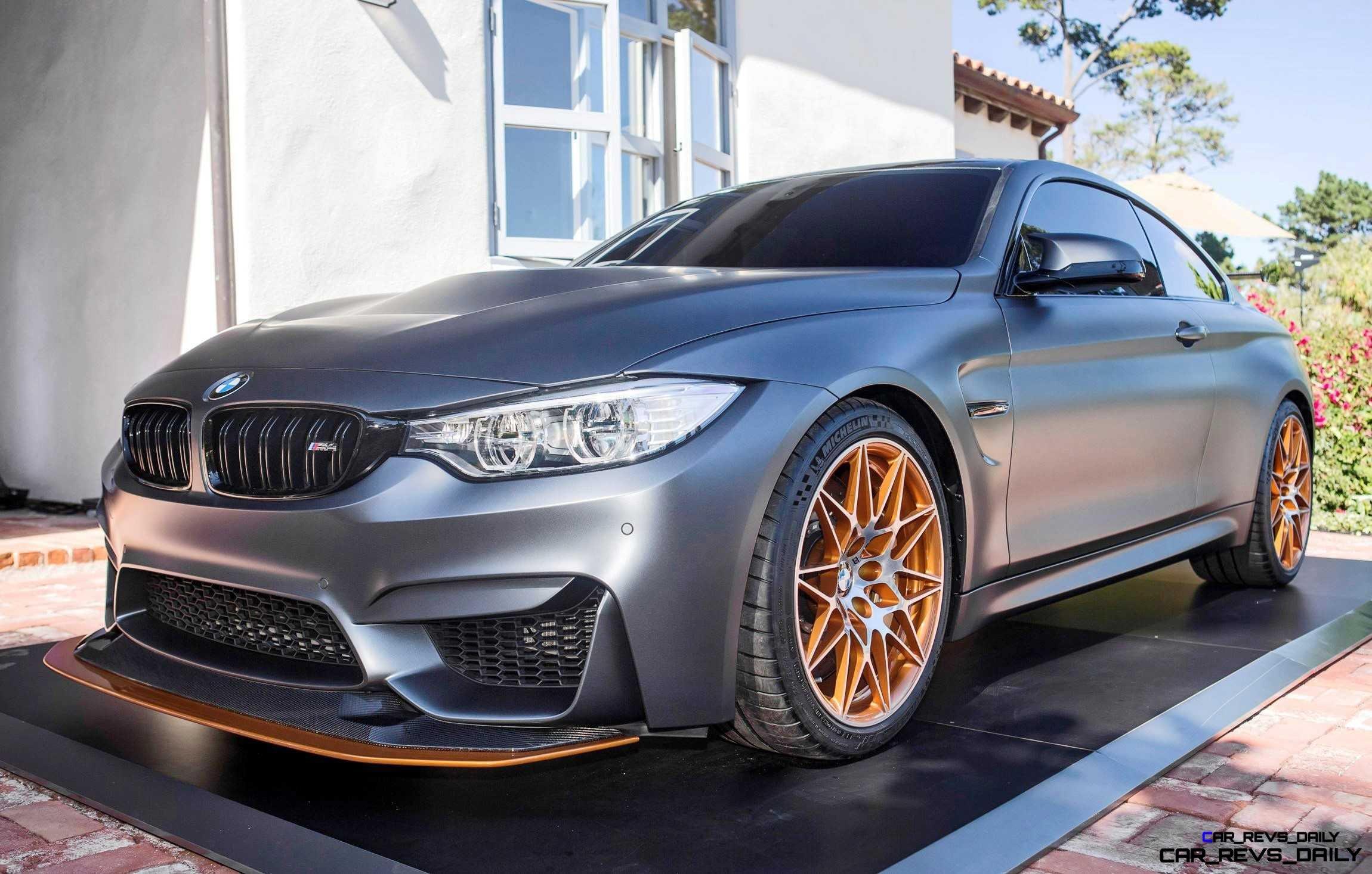 2015 BMW M4 GTS Concept 5