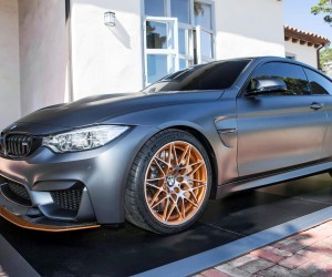~540HP 2016 BMW M4 GTS Concept Is Real Deal Production Car With Innovative  Hydro Turbo Boost Chiller