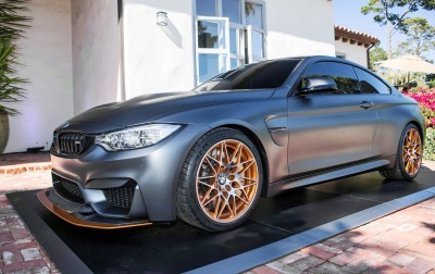 2015 BMW M4 GTS Concept 6