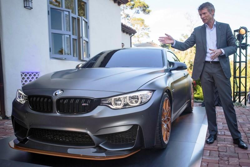 2015 BMW M4 GTS Concept 9