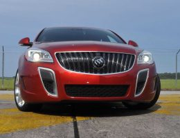HD Road Test Review – 2015 Buick Regal GS AWD