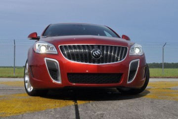 HD Road Test Review - 2015 Buick Regal GS AWD