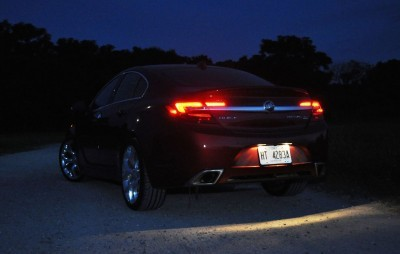 2015 Buick Regal GS AWD 29