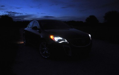 2015 Buick Regal GS AWD 30