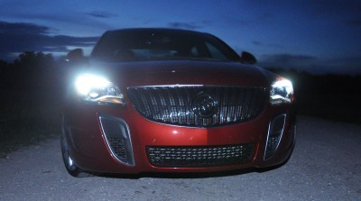 2015 Buick Regal GS AWD 32