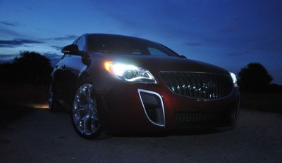 2015 Buick Regal GS AWD 33