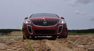 2015 Buick Regal GS AWD 38