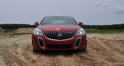 2015 Buick Regal GS AWD 39