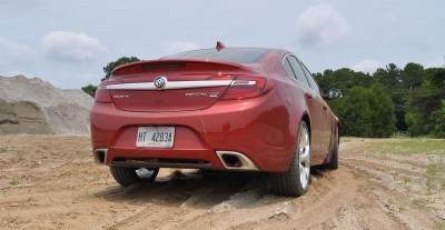 2015 Buick Regal GS AWD 44