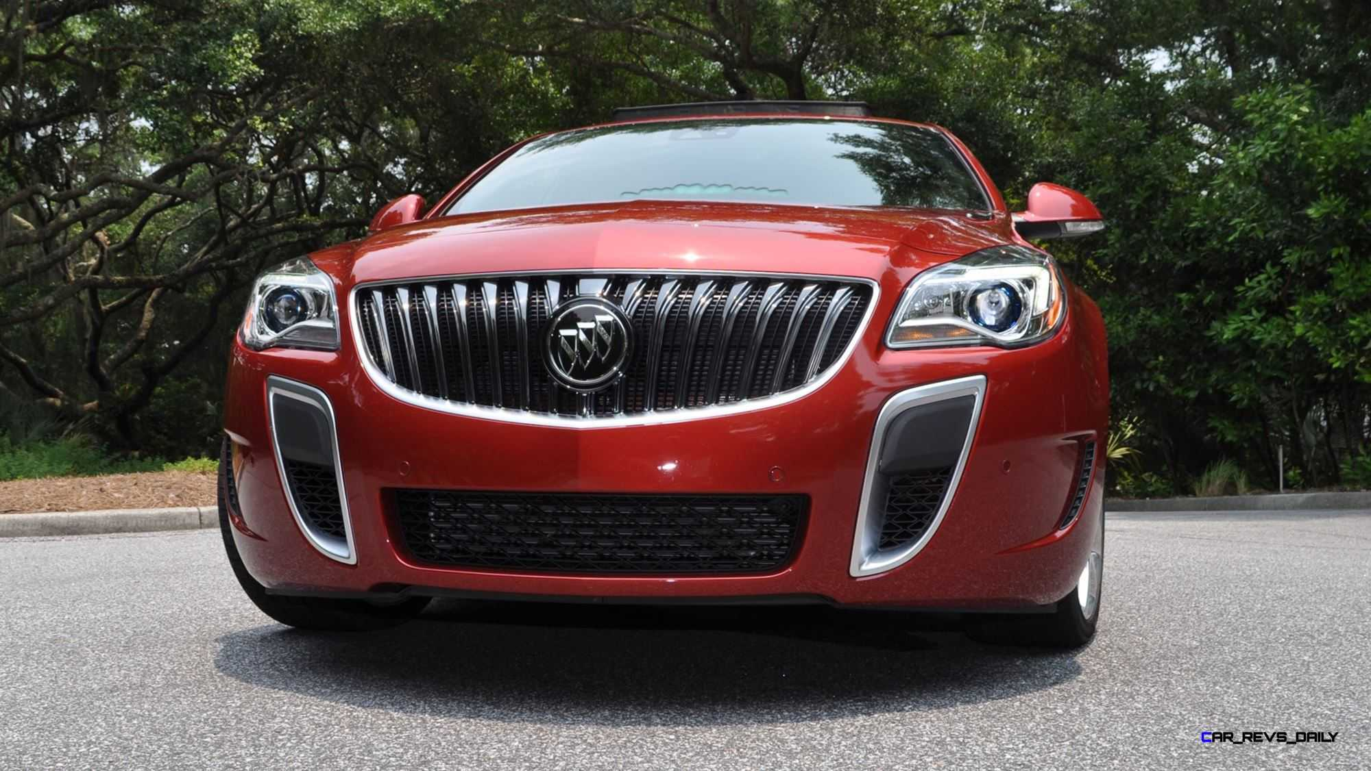 2015 buick regal gs awd 77 car revs daily com