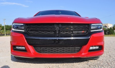 2015 Dodge CHARGER RT 45