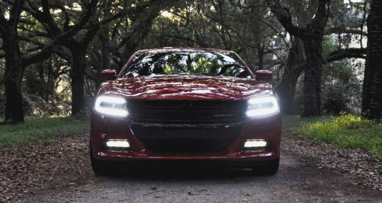 2015 Dodge CHARGER RT2