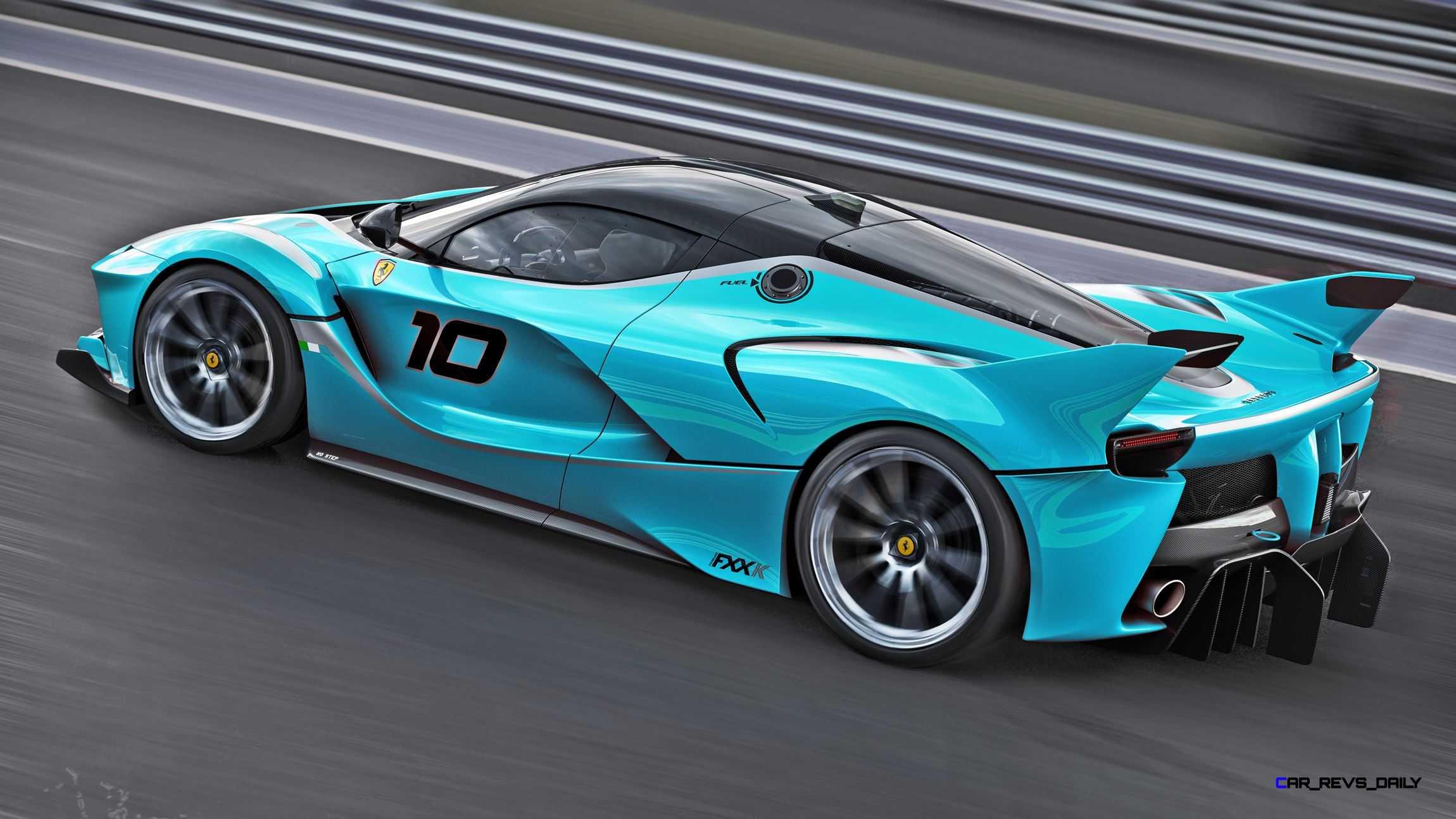 2015 Ferrari Fxx K Colors 23231