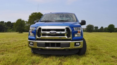 2015 Ford F-150 XLT 4x4 Supercab 2