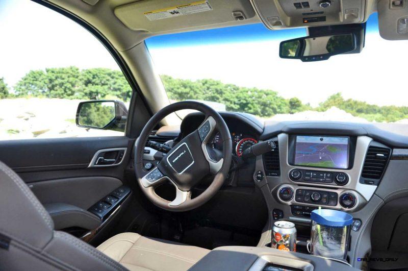 2015 GMC Yukon DENALI XL 110