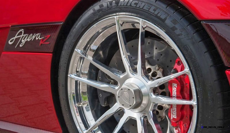 Koenigsegg Agera R ADV5