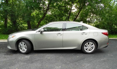 2015 Lexus ES350 with Ken Glassman 1