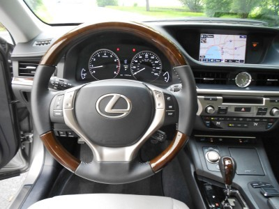 2015 Lexus ES350 with Ken Glassman 11